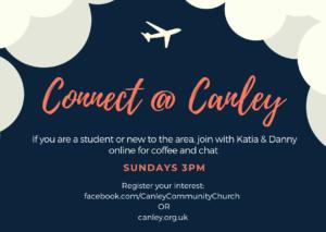 Connect @ Canley leaflet