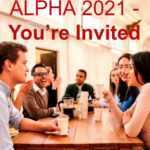 You're Invited to Alpha!